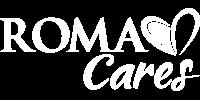 Roma Cares-white